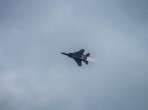 F-16 Afterburners