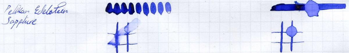 [Ink Test Library] Pelikan Edelstein Inks